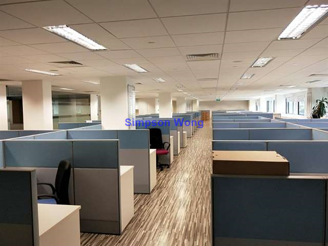 Fitted Office Unit Near Chinatown