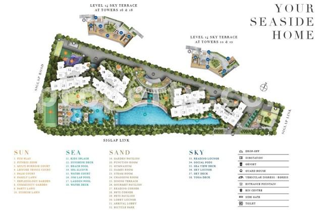 Seaside Residences