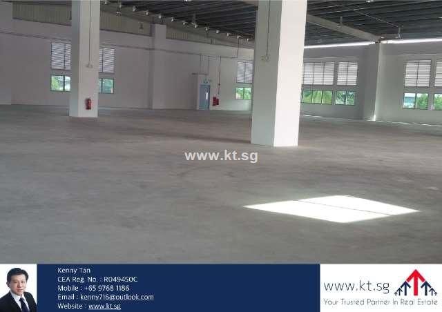 Jurong Factory | Ground Floor
