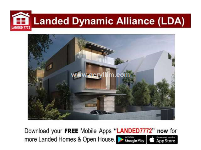 Designer Detached Home in D15