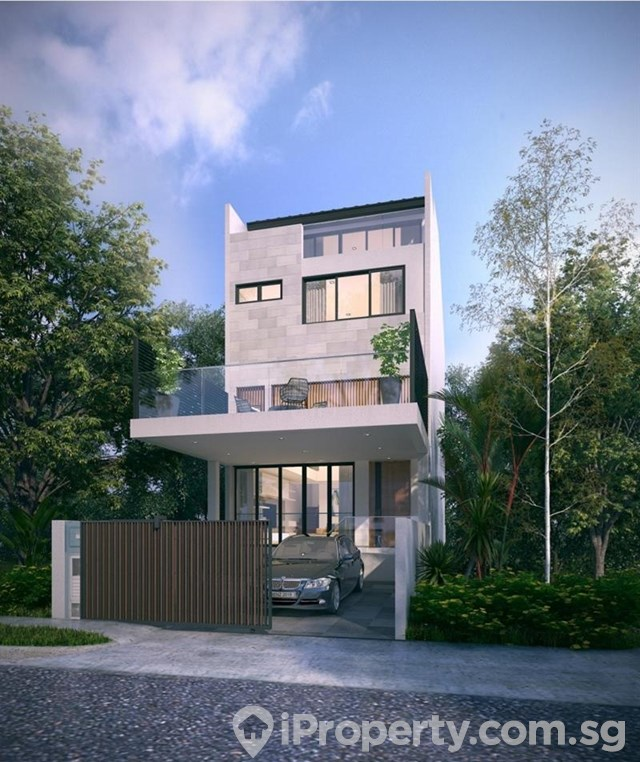TOP soon Another Enclave Envelope Control Design Terrace in East