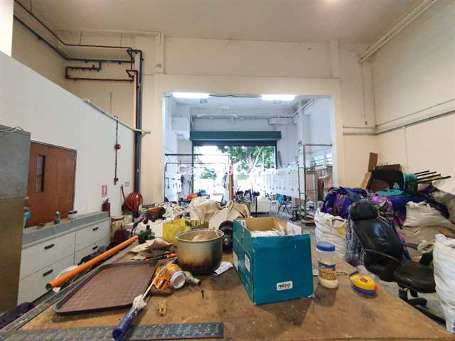 Jurong Pioneer Factory + Open Yard for Rent