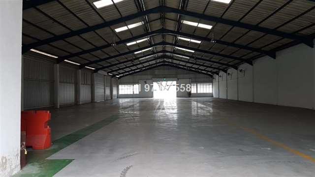 Jurong/Jalan Buroh Warehouse & Open Yard