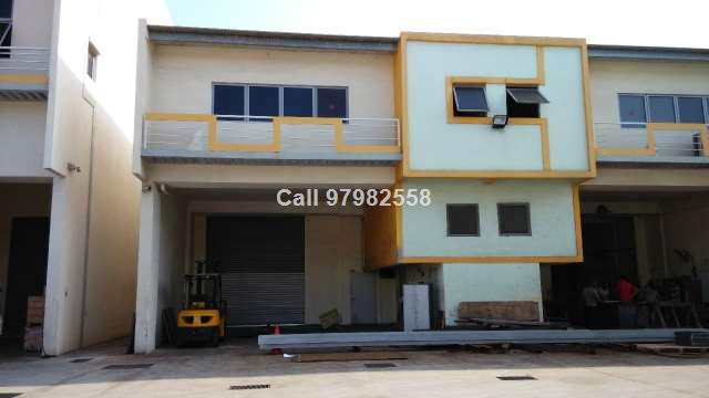 Tuas Single Storey High Ceiling B2 Factory (RENT)