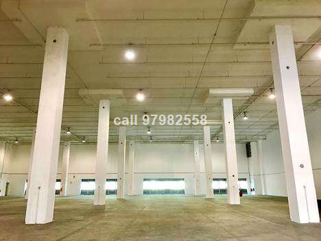 Tuas Warehouse Dedicated Loading Bays for RENT