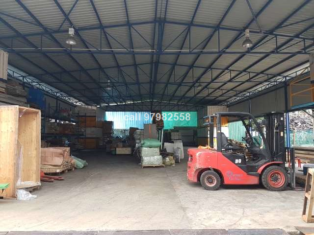 Jurong Single Storey Factory for RENT