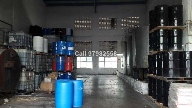 Tuas 1-Storey (High Ceiling) URA Factory for RENT