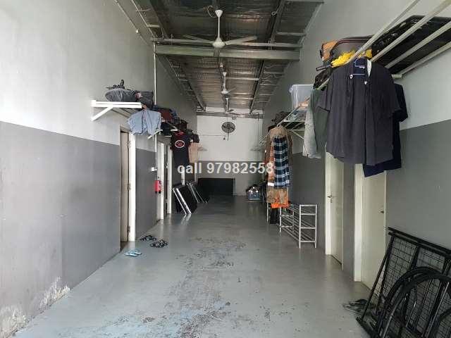 Tuas Factory cum Secondary Dorm for SALE