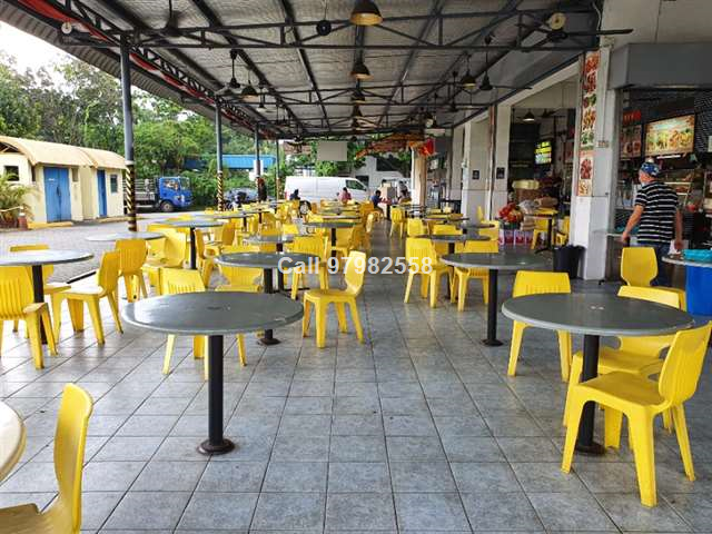Coffeeshop/Canteen for Rent-12+1 Stalls