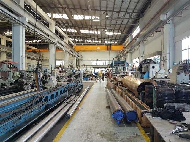Tuas Factory with Mulitple Cranes cum Dorm (SALE)