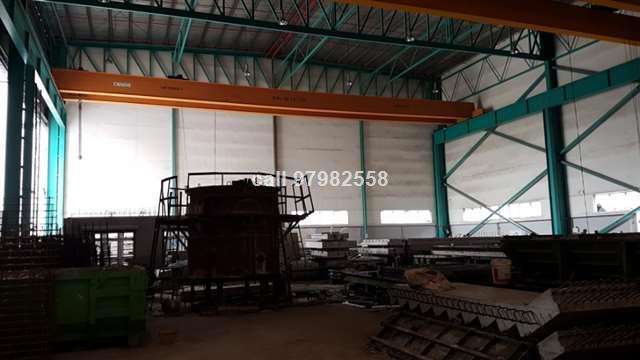 Factory cum Dormitory-No Land Rent-Corporate Image