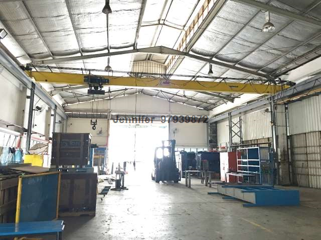 Factory for Lease at Jurong