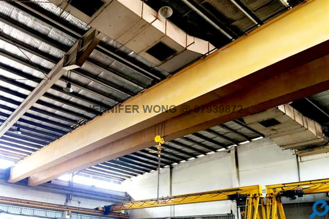 MID-SIZE LANDED FACTORY FOR SALE (JURONG)