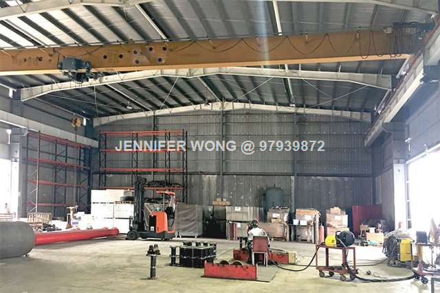 Multiple Standalone Workshops With Spacious Land.