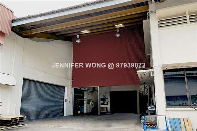 JTC Detached Factory For Sale. Prime Location.