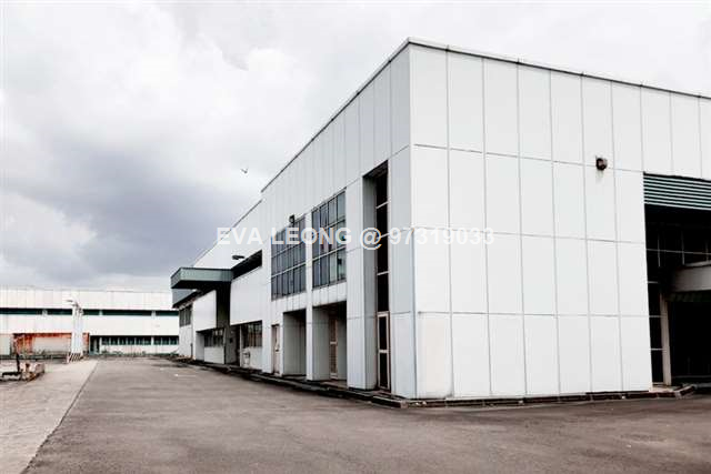 Standard C8 Factory For Sale In Jurong.