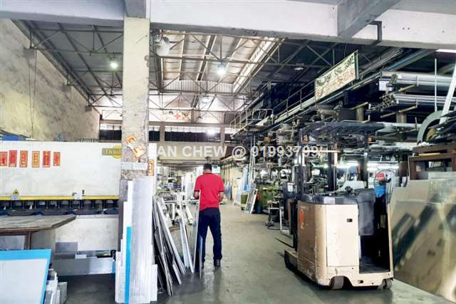 Jurong B2 Terrace Factory For Sale