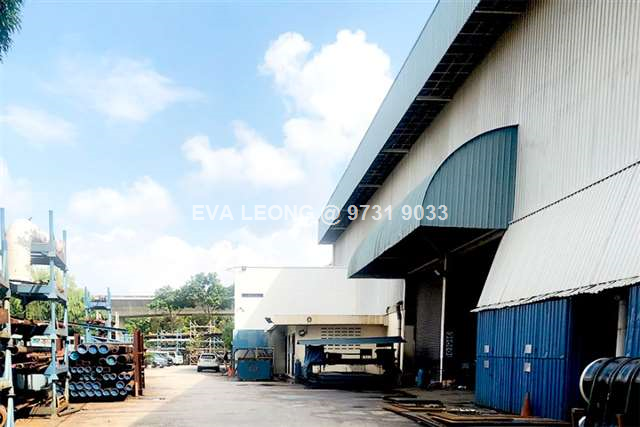 Jurong Single-Storey Workshop With 2-Storey Office