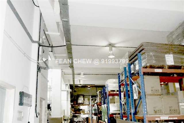 Tuas URA Factory For Sale With Long Tenure