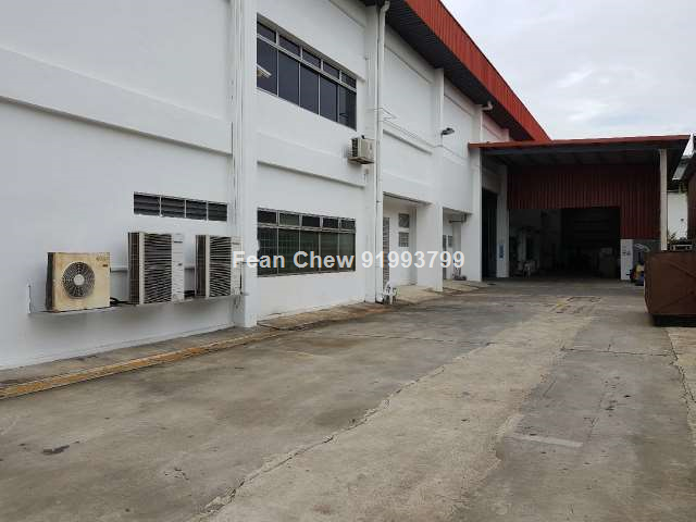 Individual B2 Warehouse cum Production space