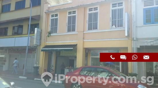 Joo Chiat Two Adjoining Shophouses For Sale