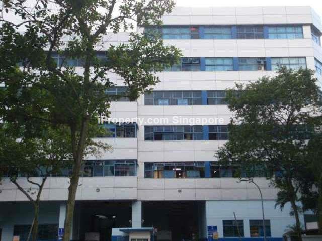 Northlands Industrial Building