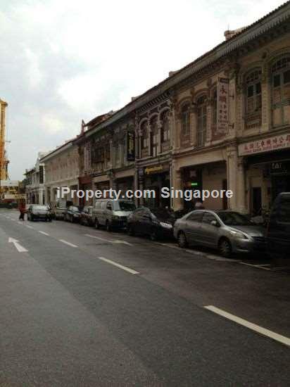 Jalan Besar Shophouse