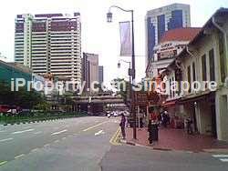 Chinatown Ground Floor Retail Space