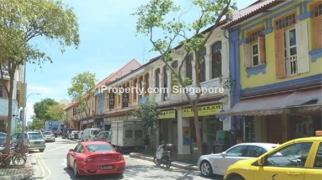 JOO CHIAT ROAD EATING HOUSE