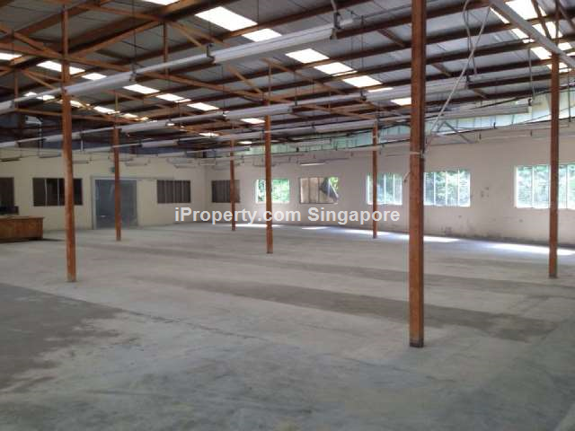 Seletar Warehouse For Lease