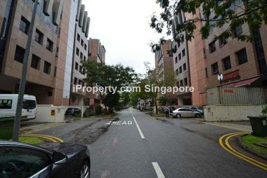 Kaki Bukit Building