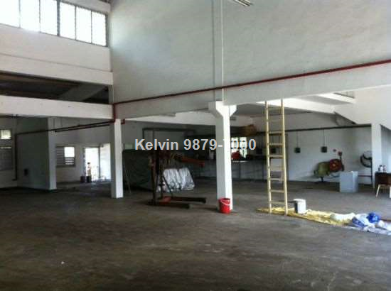 Lok Yang Ground Floor Business Space