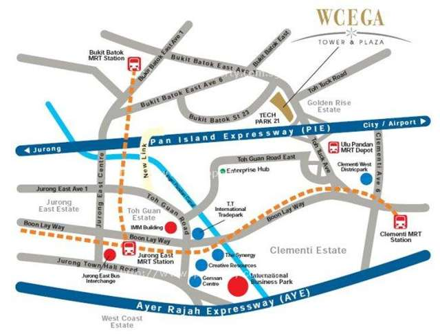 WCEGA Plaza Ground Floor