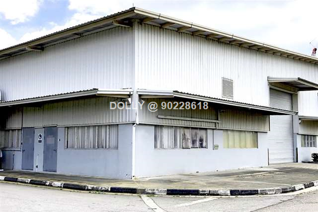 Single-Storey Factory With High Power Of 1,300 Amp