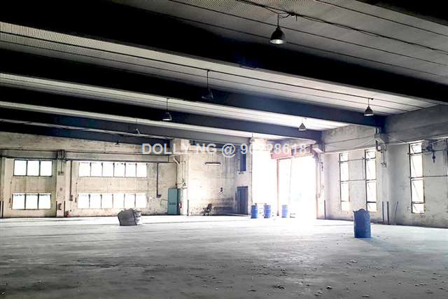 Individual Semi-Detached 2-Storey Factory.