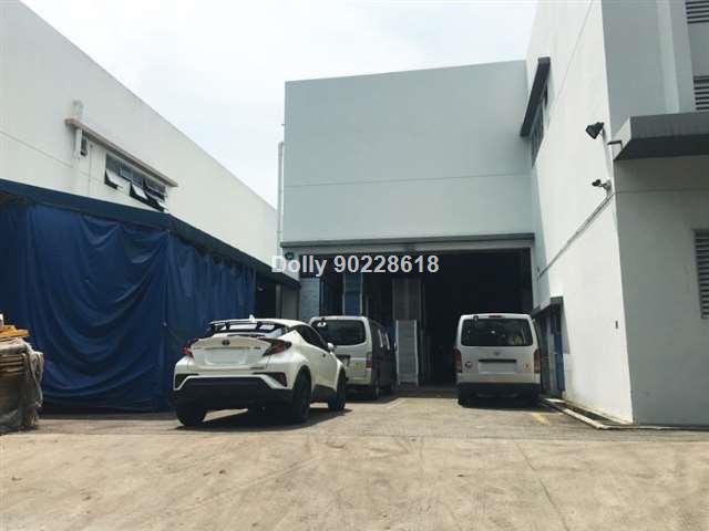 URA Corner factory, furnished office, 15k sq.ft.