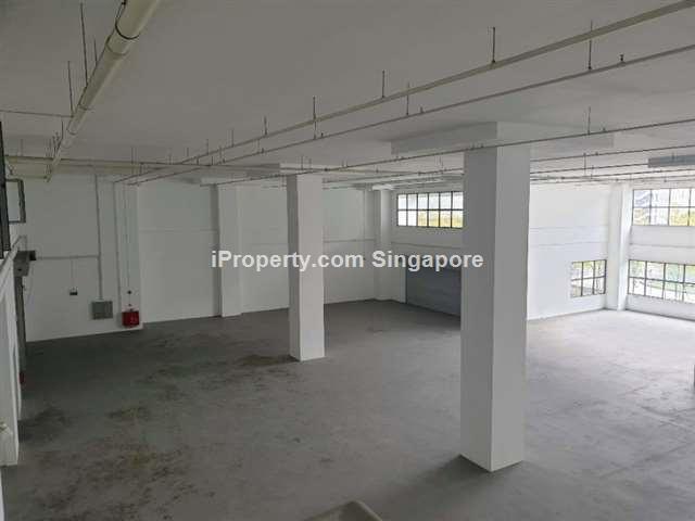 Ground floor 17k sq.ft. fty + mezz office