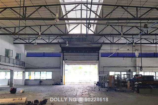 JTC Standard Factory At Changi South For Sale