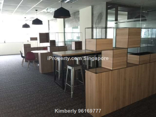<< Business Office Space @ One North