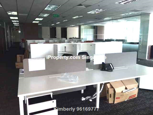 << Fitted/Bare Office space