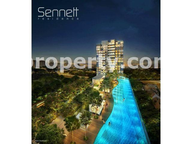 Sennett Residences