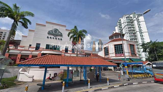 Hougang Green Shopping Mall