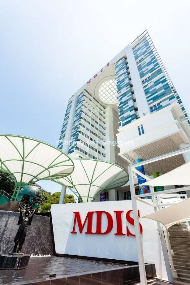 MDIS Residences @ Stirling
