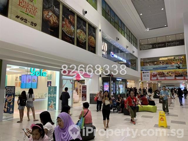 Sengkang MRT F&B Kiosk