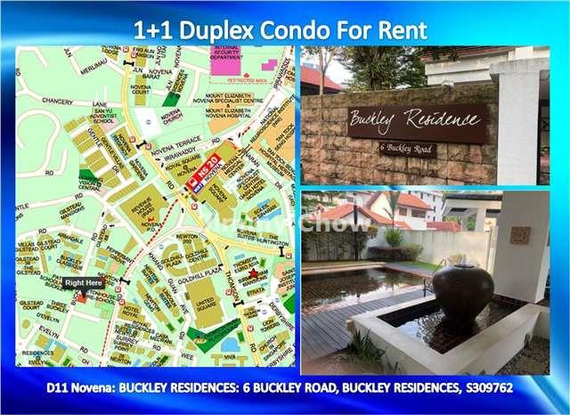 Buckley Residences