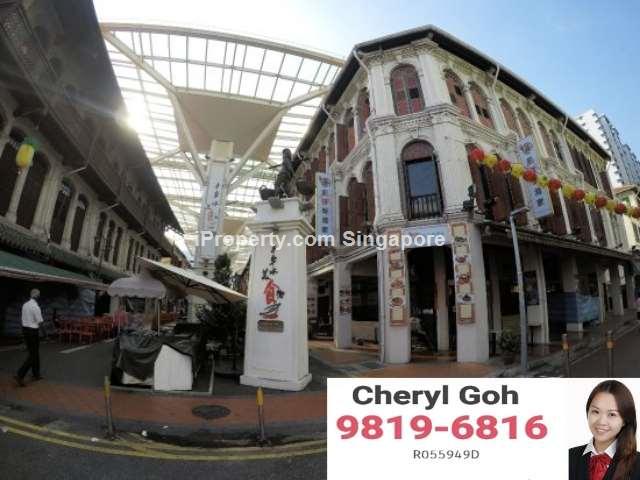 Chinatown Restaurant for Rent