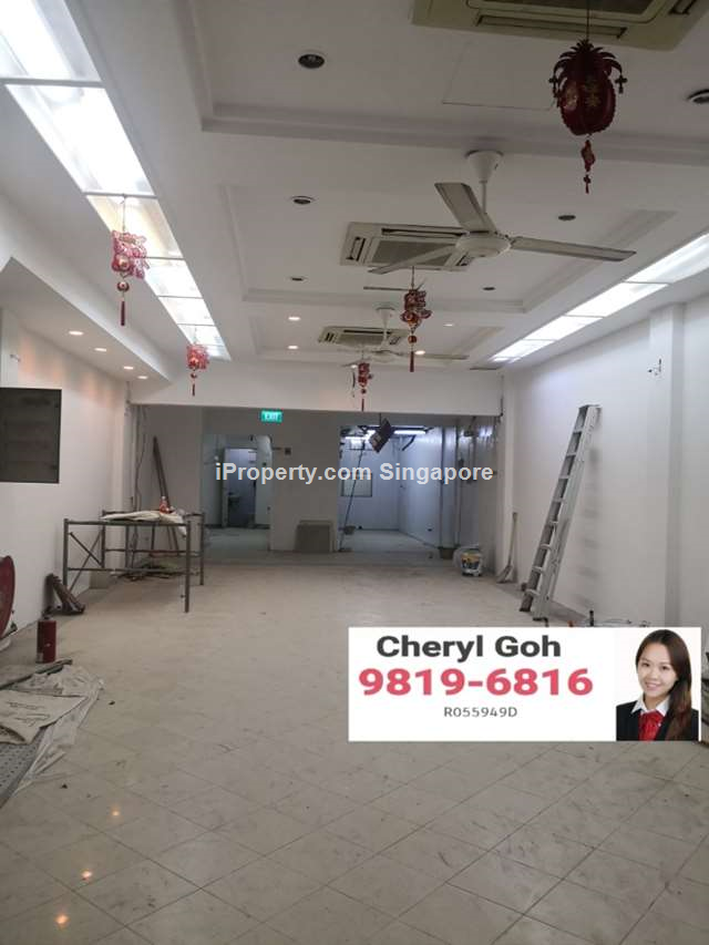 Havelock Road F&B Shop for Rent