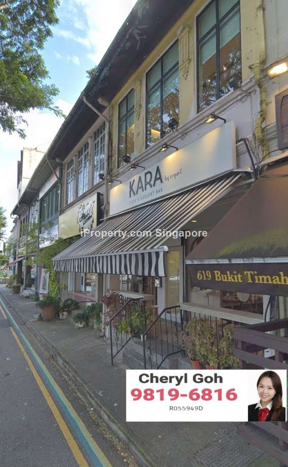 Bukit Timah Road Freehold Shophouse For Sale