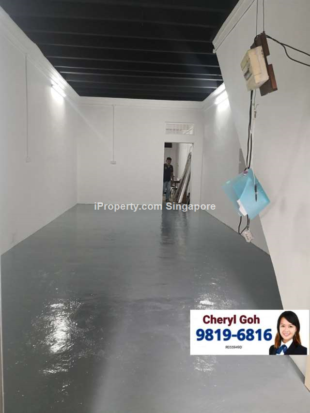 Rowell Road Shophouse for Rent