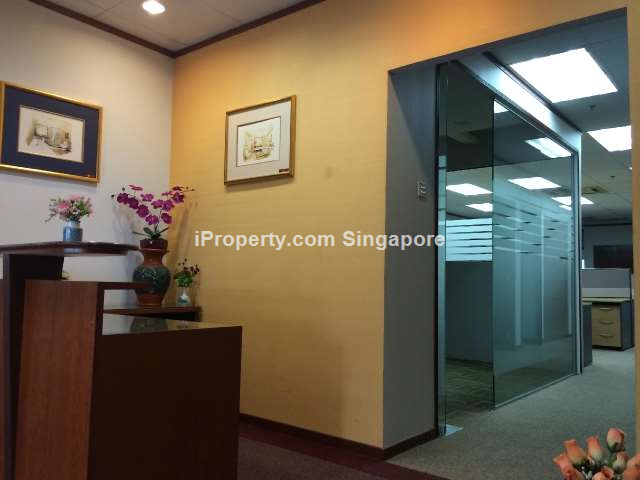 Crystal Time Building Fully Fitted Office For Rent